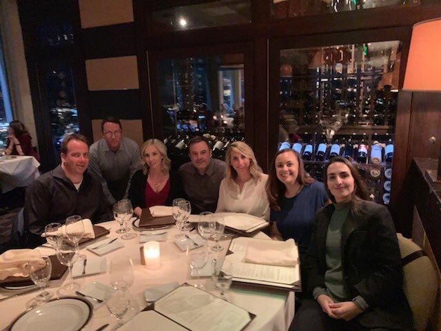 AI Group Dinner
